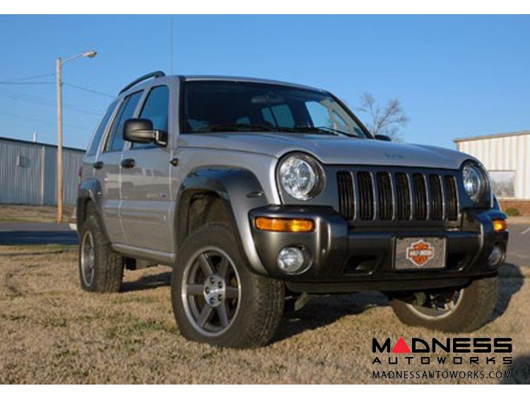 Jeep Jeep Liberty Kj Suspension Lift Kit 3 Lift Madness
